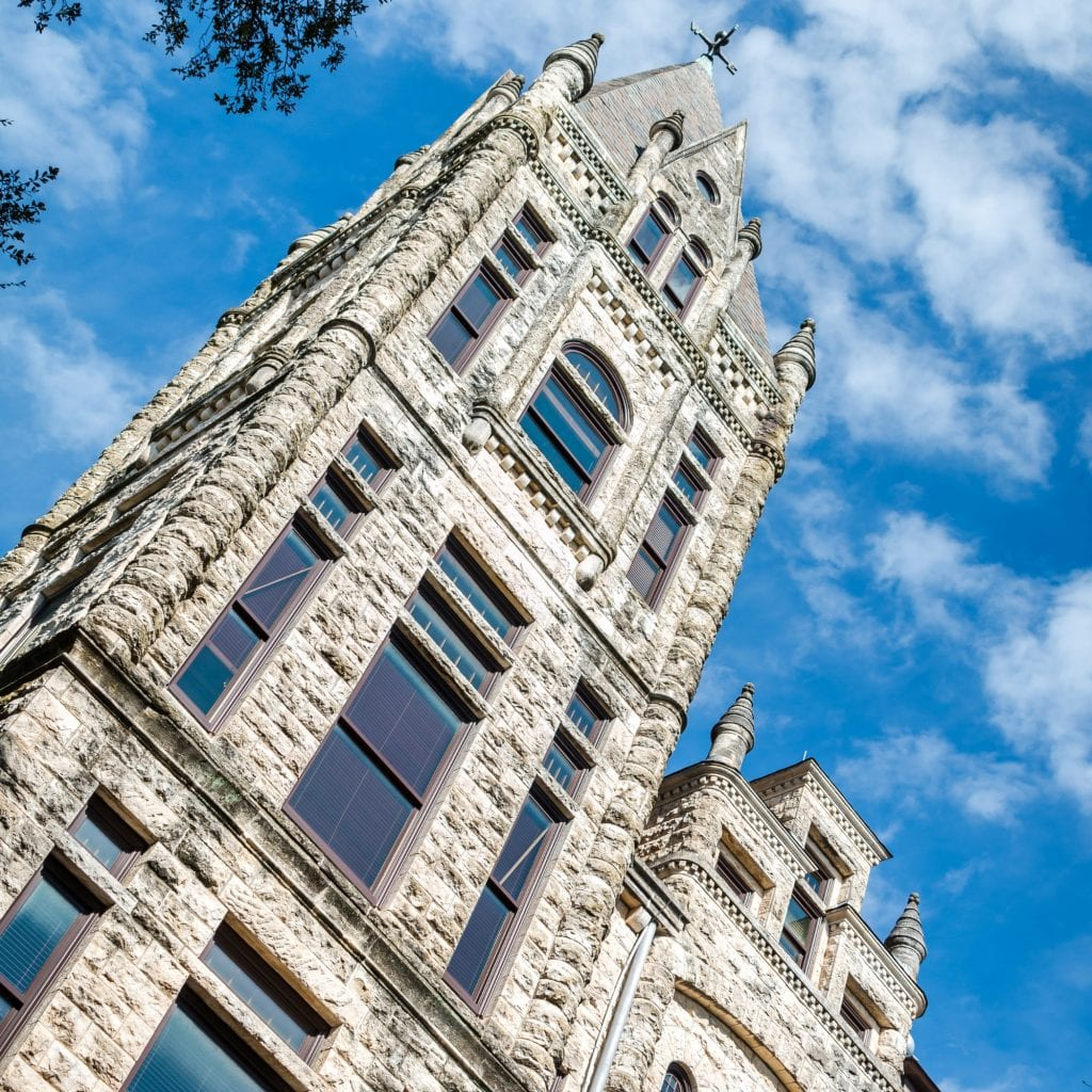 Georgetown TX architecture