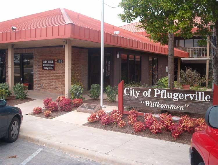 Pflugerville TX