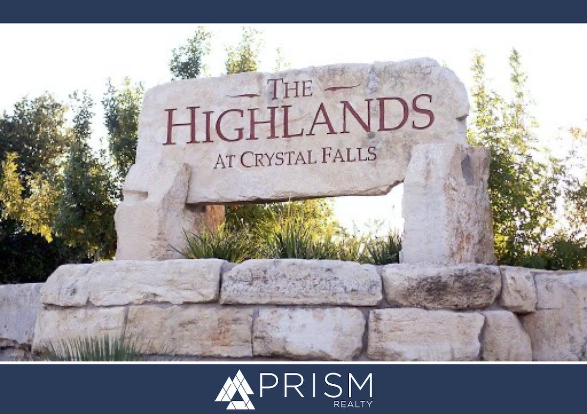 Prism Realty - The Highlands at Crystal Falls - Best Austin Real Estate Broker - Best Austin Property Manager - Leander Homes - Leander Real Estate