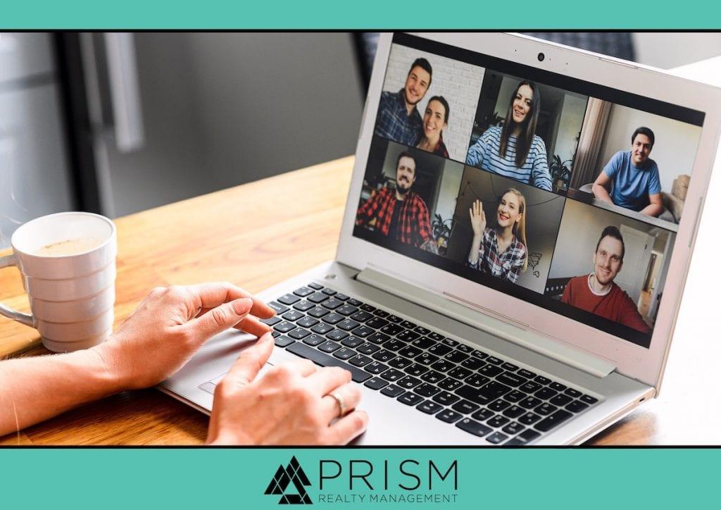 Prism Realty Management - Hosting a Virtual Association Meeting - Best Austin Association Manager - Best Austin Property Manager - Best Austin HOA Manager - Austin Homes - Austin Real Estate