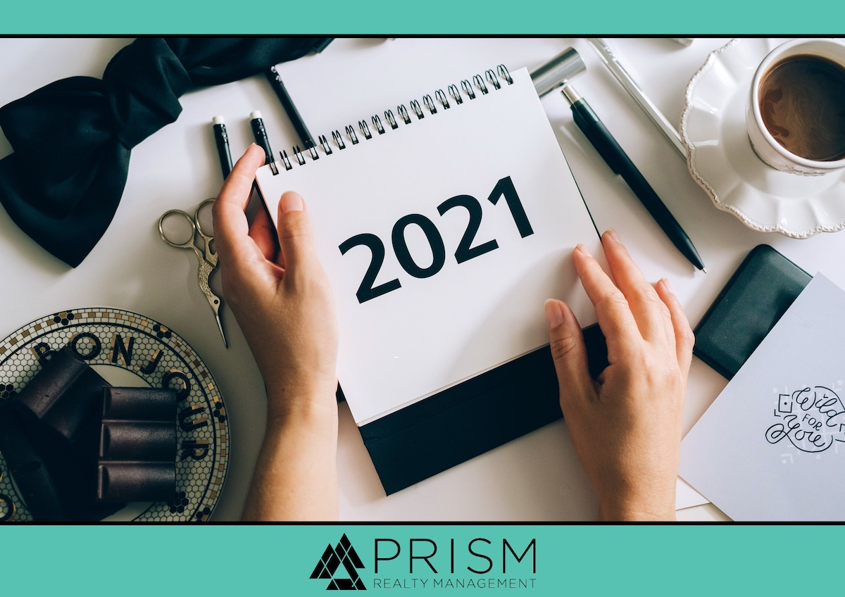 Prism Realty Management - Setting Goals For Your HOA in the New Year - Best Austin Real Estate Broker - Best Austin Association Manager - Best Austin HOA Manager - Austin HOA - Austin Real Estate
