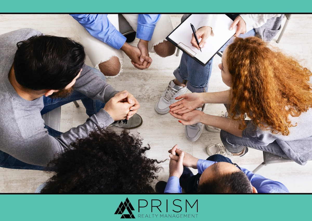 Prism Realty Management - How HOAs Can Help De-Escalate Community Tensions - Prism Realty Association Management - Tips for HOA Boards