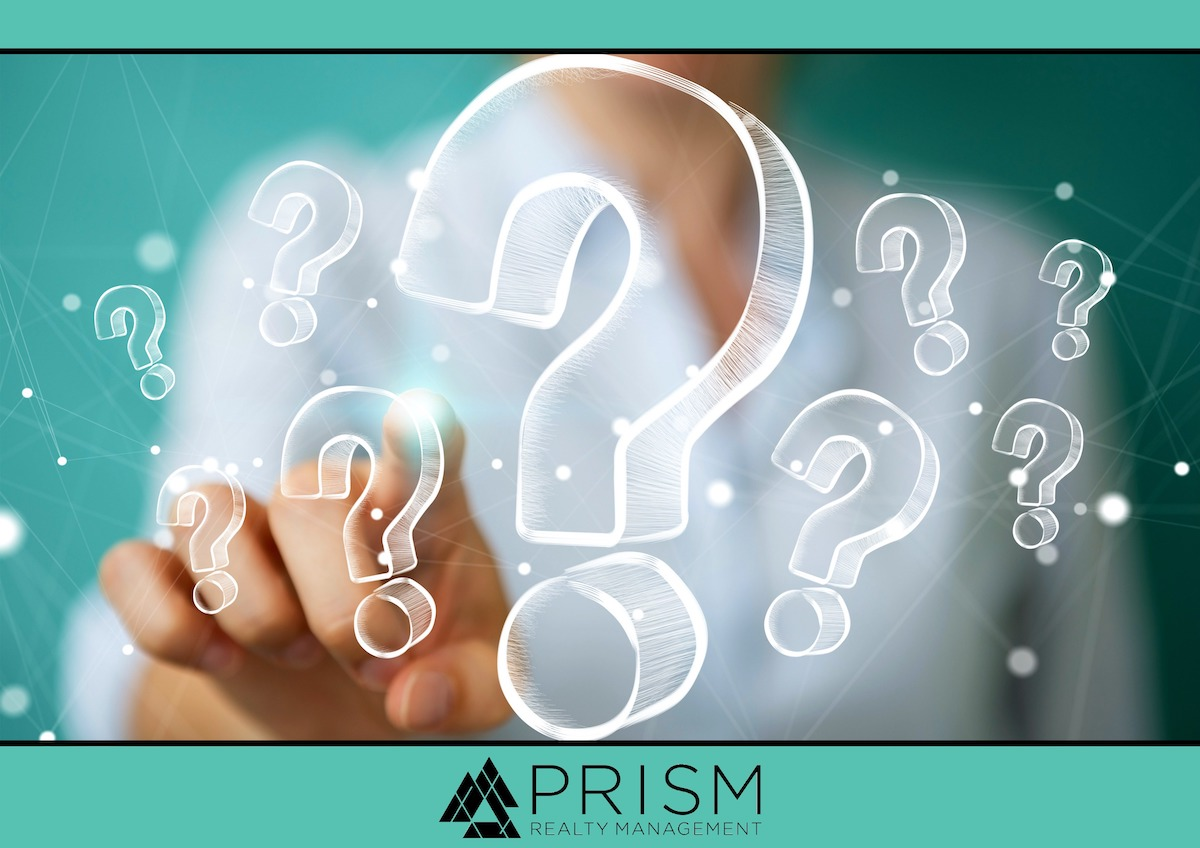 Prism Realty Management - HOA Frequently Asked Questions - hoa questions - common hoa questions - hoa management companies
