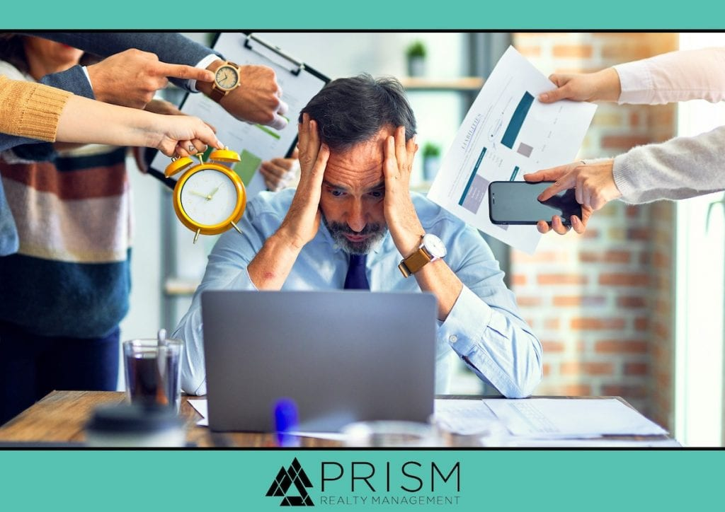 Prism Realty Management - How to Keep Your HOA Board Members From Burning Out - HOA Board Burnout - HOA Board Tips - HOA Board Advice - HOA Burnout